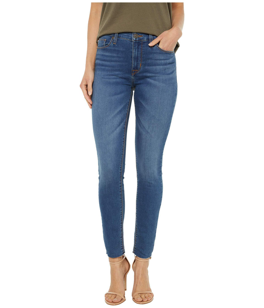 Natalie Mid-Rise Ankle Stretch Skinny in Temple City