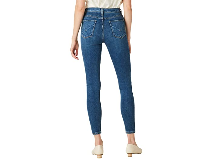 Hudson Jeans Barbara High-Waist Super Skinny in Temptations