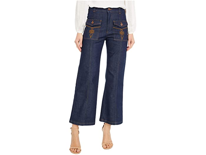 See by Chloe Front Pocket Jeans