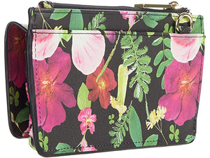 Betsey Johnson Kate Cell Phone Crossbody w/ Credit Card Slots