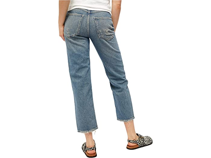 Free People Fast Times High-Rise Mom Jeans