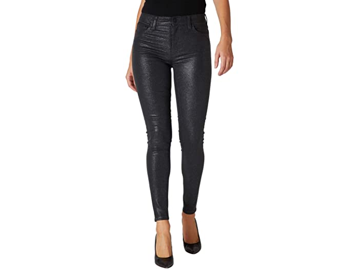 Hudson Jeans Barbara High-Waist Supreme Skinny Ankle in Apollo