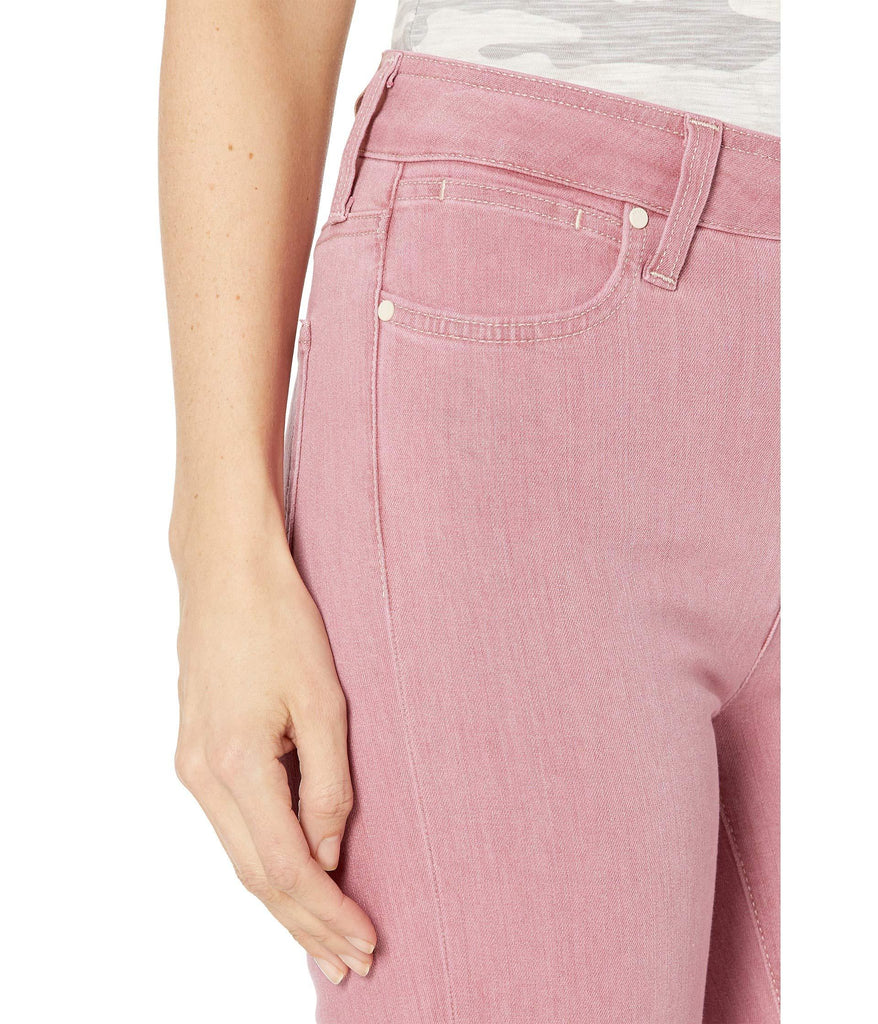 Hoxton Slim Jeans w/ Welted Coin Pocket in Raspberry