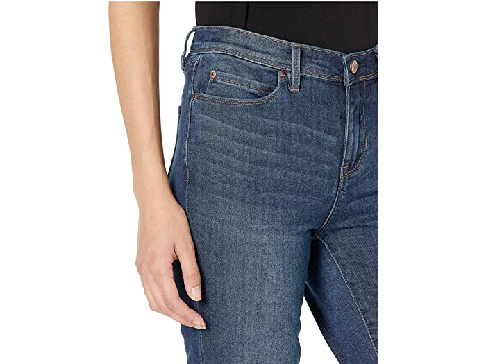 Nicole Miller New York Ultra Light Roll Cuff Skinny Jeans