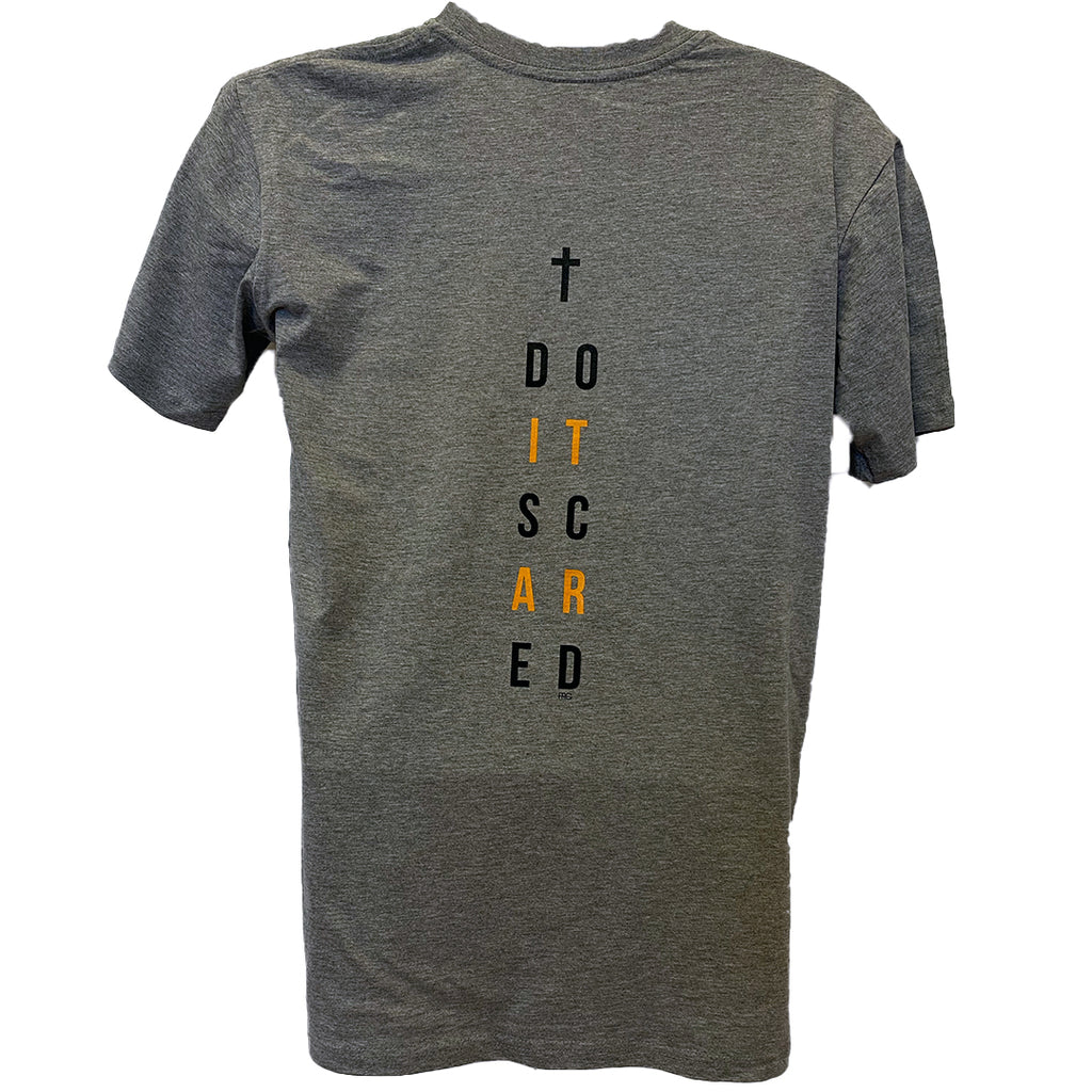 'Do it Scared' Tee (New Edition)