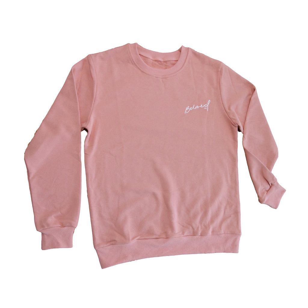 'Beloved' Sweatshirt (lightweight)