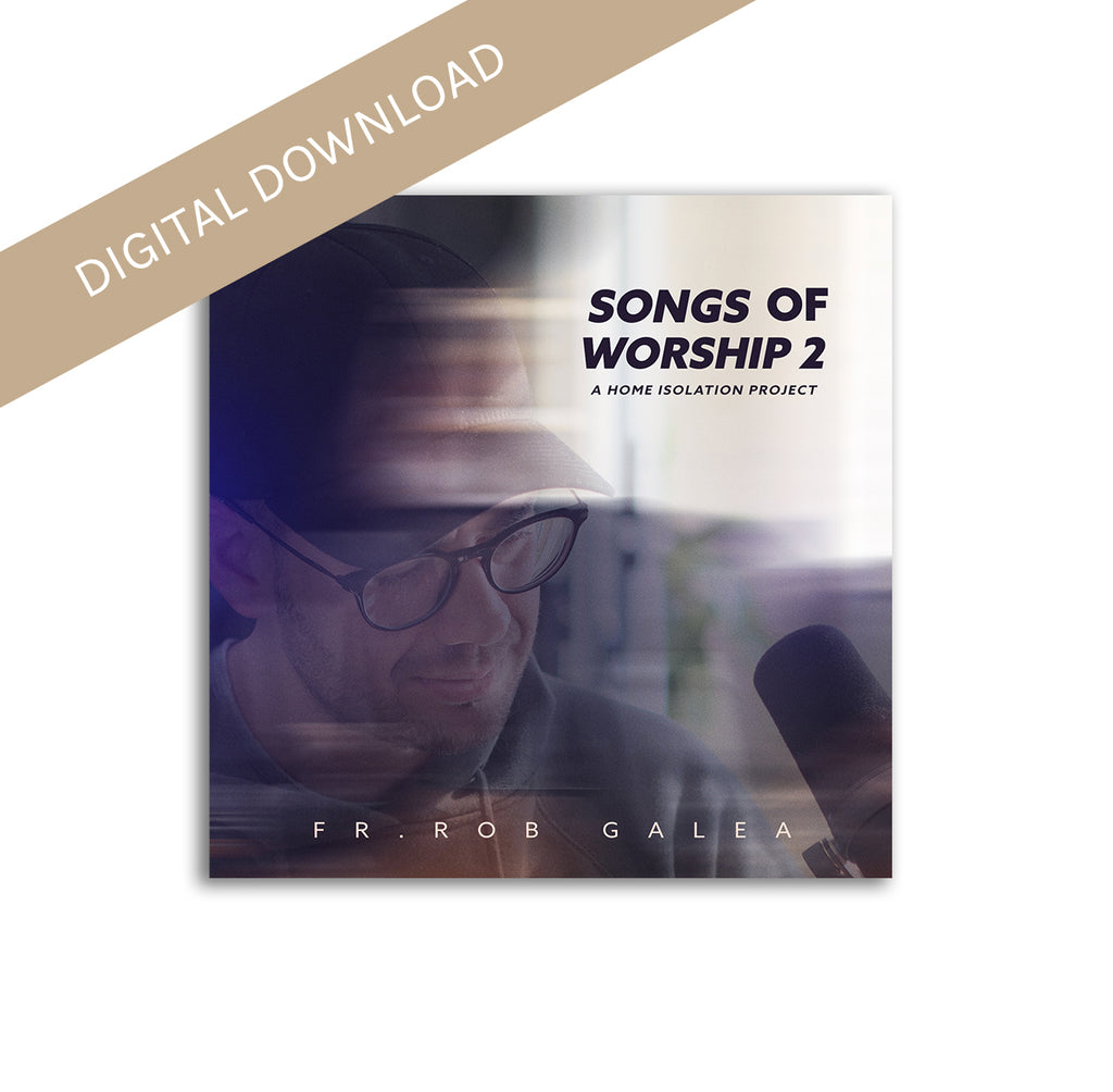 Songs of Worship Volume 2 EP