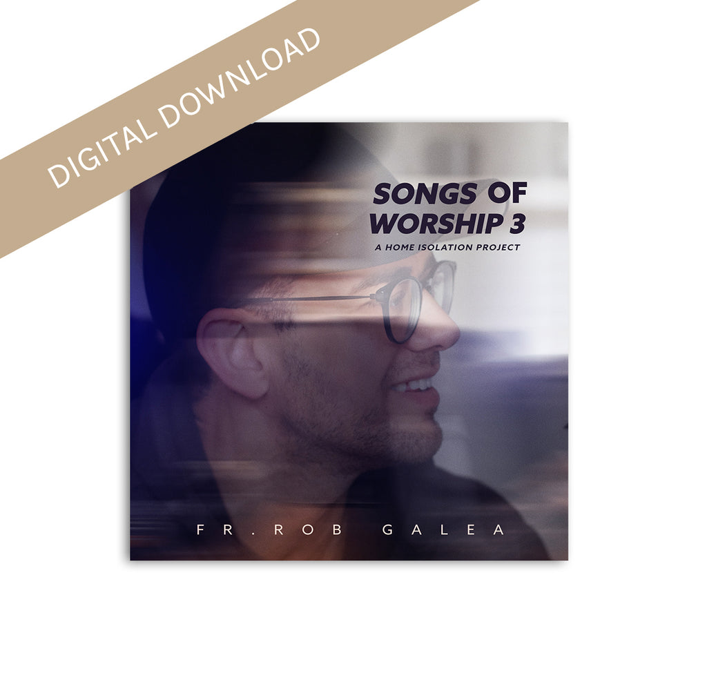 Songs of Worship Volume 3 EP