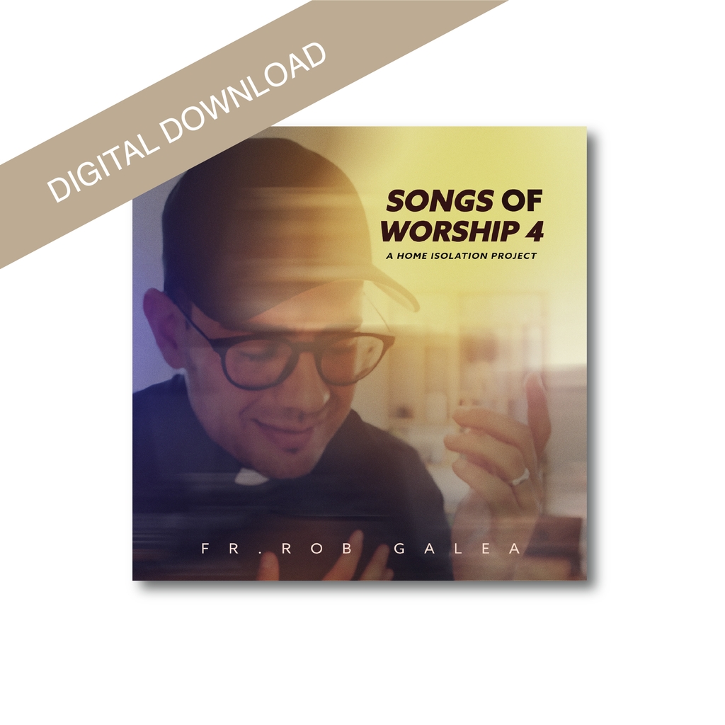 Songs of Worship Volume 4 EP
