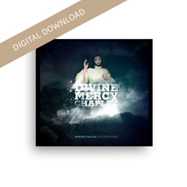 'Divine Mercy Chaplet' CD (Digital Download)