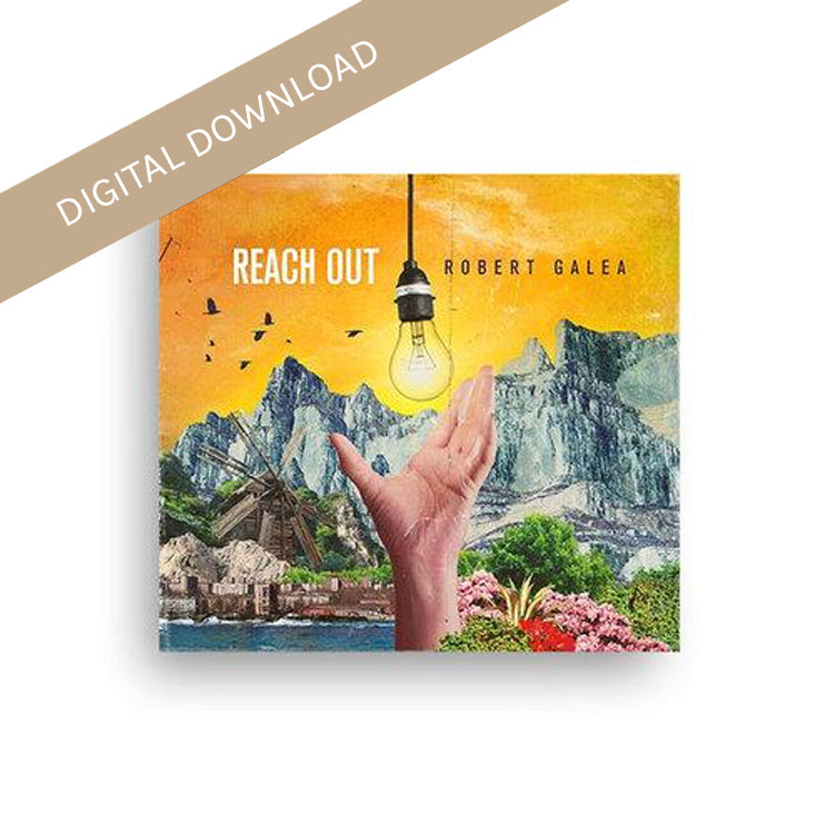 'Reach Out' CD (Digital Download)