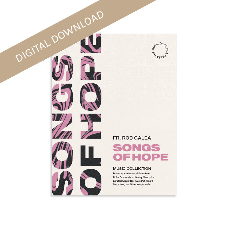 Songs of Hope: Music Collection Book (Digital Download)