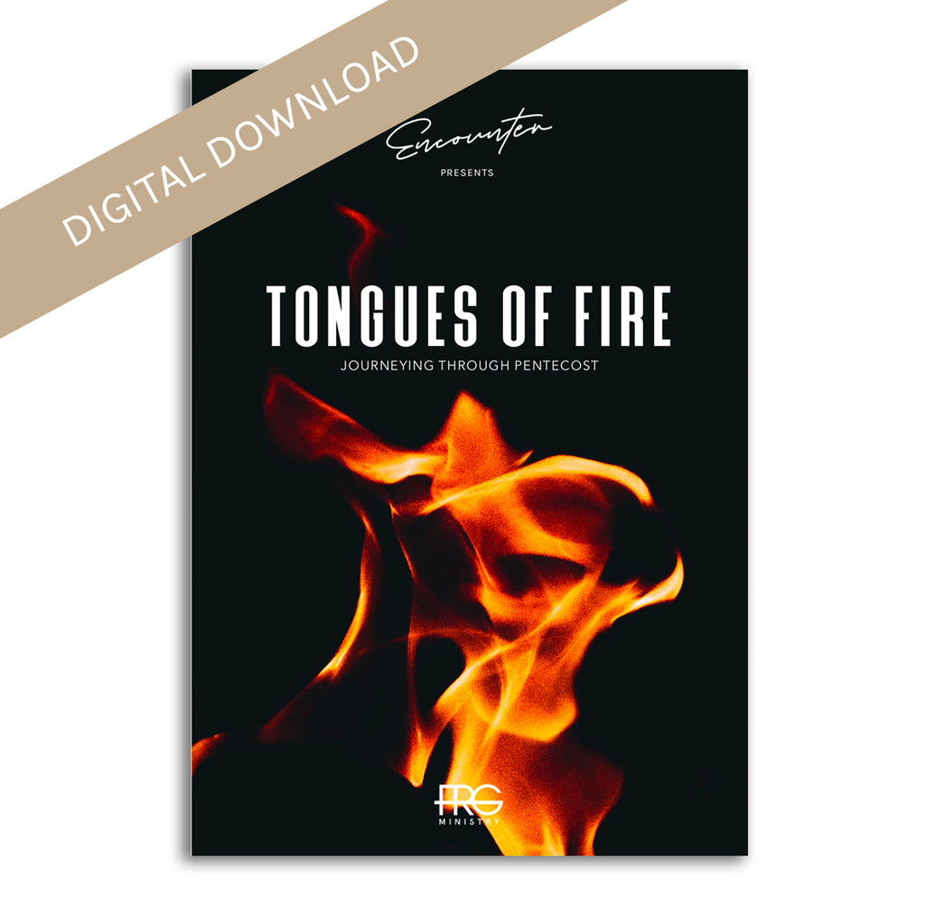 Tongues of Fire: Journeying Through Pentecost (INDIVIDUAL)