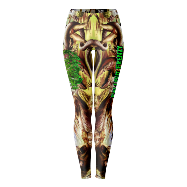 Officially Licensed Atoll - Fallout Frenzy Leggings