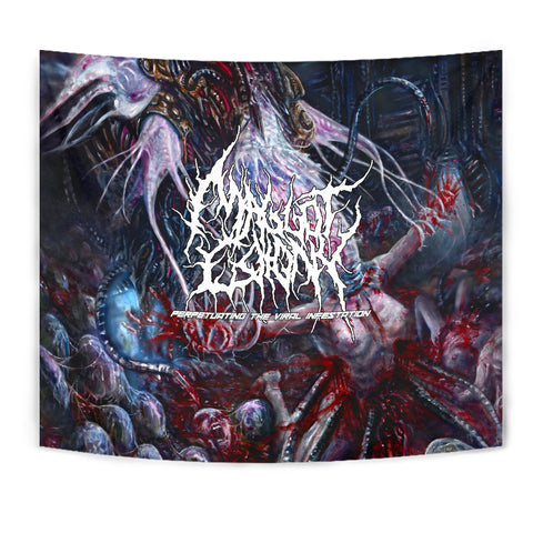 Officially Licensed Maggot Colony - Perpetuating The Viral Infestation Tapestry