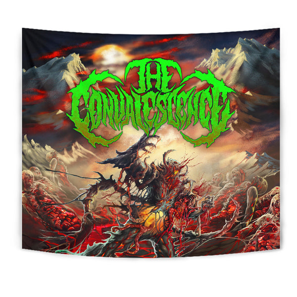 Officially Licensed The Convalescence Tapestry