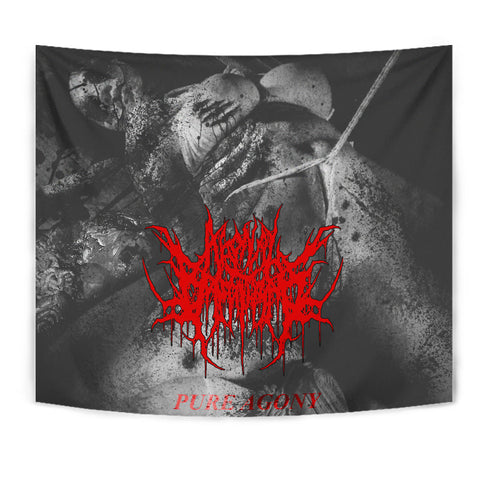 Officially Licensed Agonal Breathing - Pure Agony Tapesty