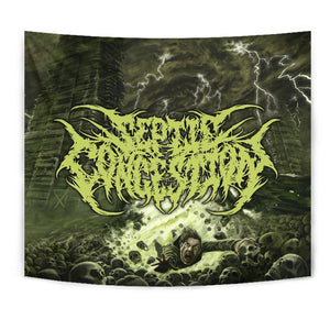 Officially Licensed Septic Congestion Tapestry