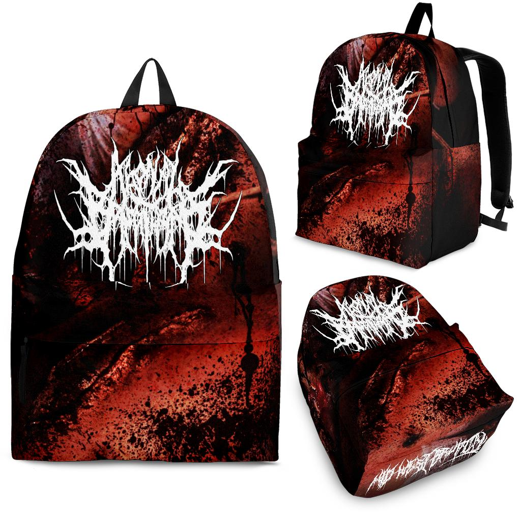 Officially Licensed Agonal Breathing - Pure Agony Backpack
