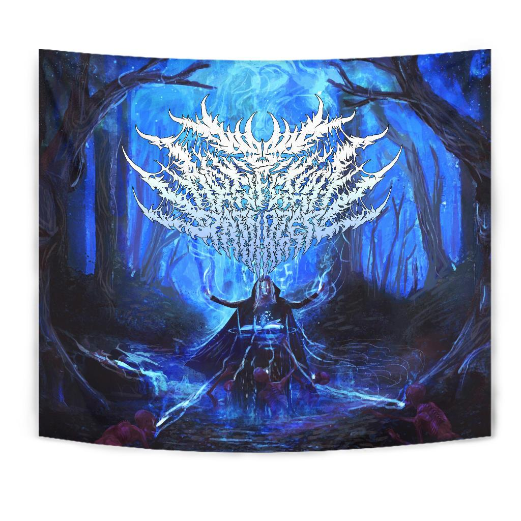 Officially Licensed Artificial Pathogen Tapestry