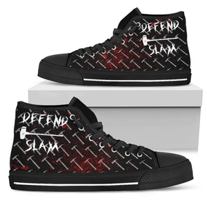 Official DEFEND SLAM Shoes (With Logo)