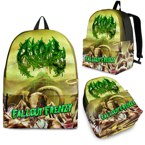 Officially Licensed Atoll - Fallout Frenzy Backpack