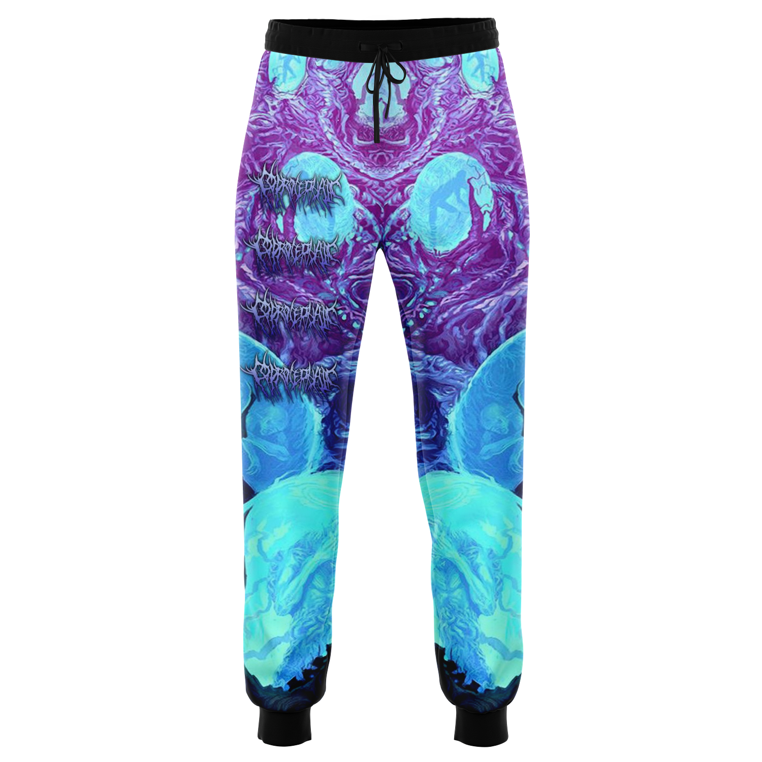 Officially Licensed Coprocephalic The Oath Of Relinquishment Joggers