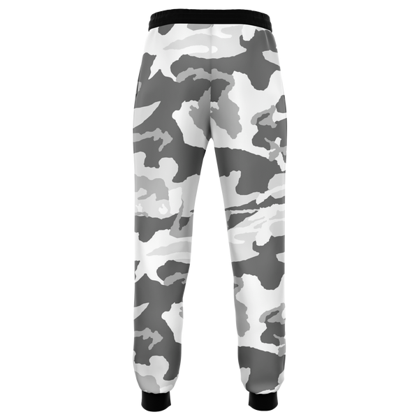 "Officially Licensed Kraanium ""Snow Camo"" Joggers"