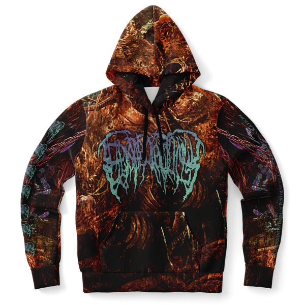 Officially Licensed Epicardiectomy - Abhorrent Stench of Posthumous Gastrorectal Desecration Hoodie