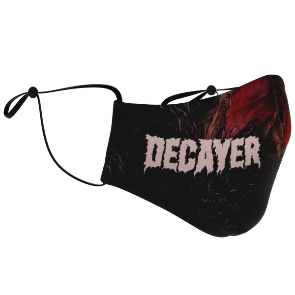 Officially Licensed Decayer - Shades Of Grief Mask
