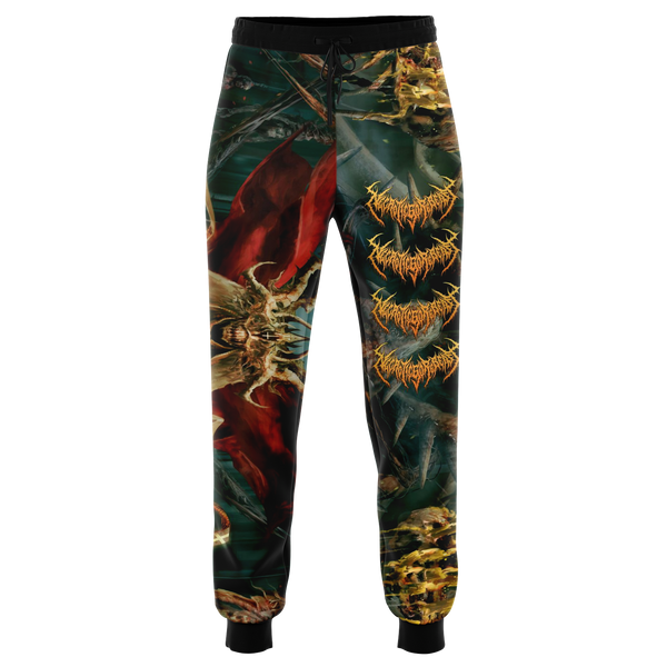 Officially Licensed NecroticGoreBeast Joggers (Color)