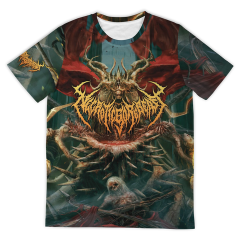 Officially Licensed NecroticGoreBeast All Over Tee