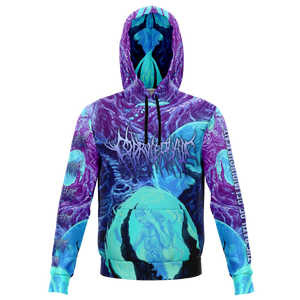 Officially Licensed Coprocephalic The Oath Of Relinquishment Hoodie