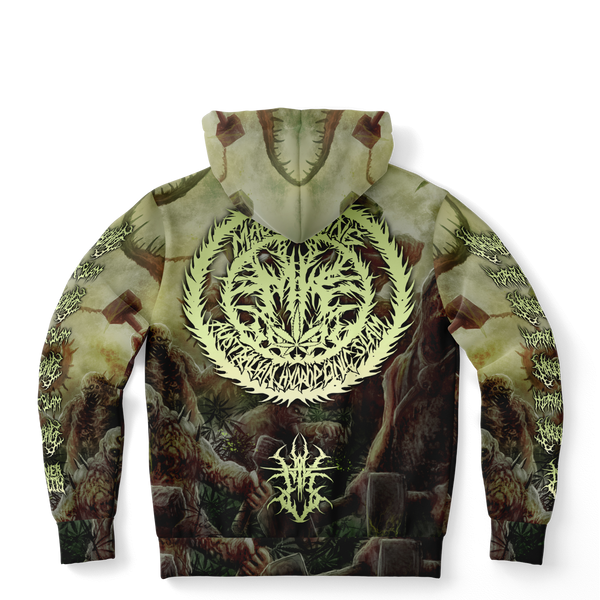 Officially Licensed Maggot King - Soldiers Of Slam Hoodie