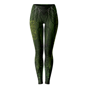 Officially Licensed Epicardiectomy - Putreseminal Morphodysplastic Virulency Leggings