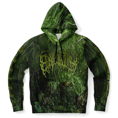 Officially Licensed Epicardiectomy - Putreseminal Morphodysplastic Virulency  Hoodie