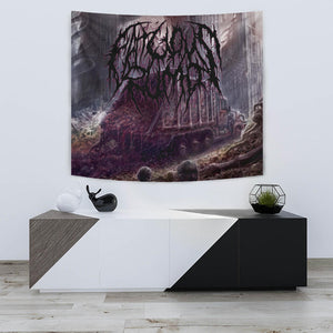Officially Licensed Fatuous Rump - Disposing Slobs Of Corporal Fatberg Tapestry