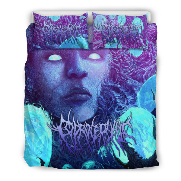 Officially Licensed Coprocephalic The Oath Of Relinquishment Bed Set