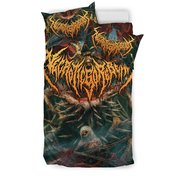 Officially Licensed NecroticGoreBeast Bed Set