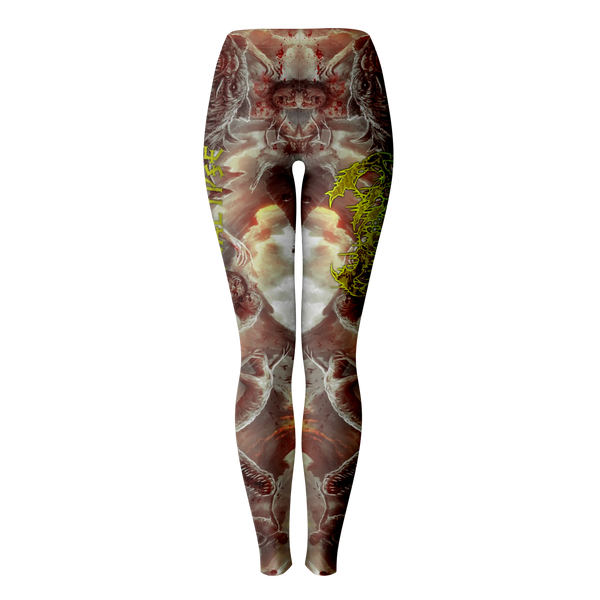 Officially Licensed Atoll - Zoopocalypse Leggings