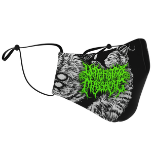 Officially Licensed Litterbox Massacre Mask
