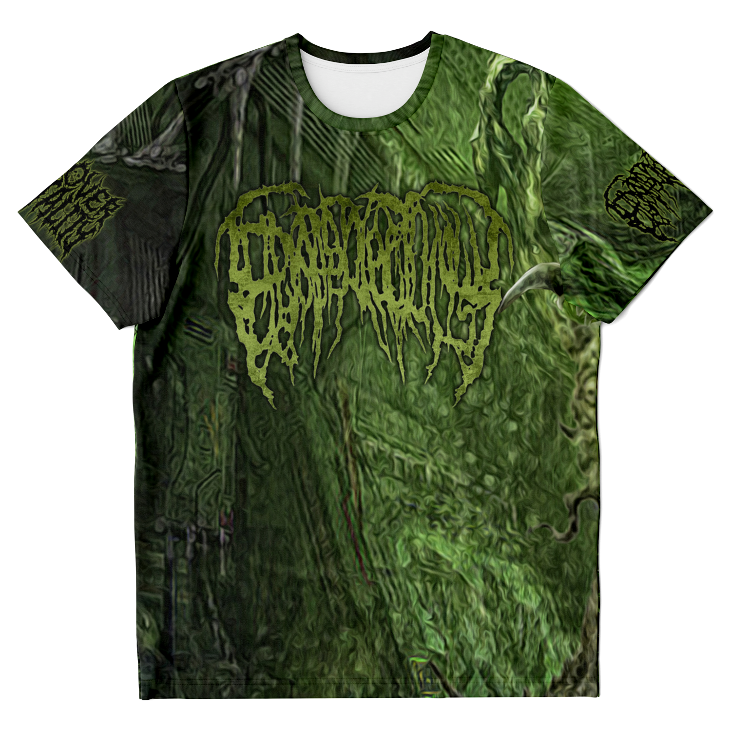 Officially Licensed Epicardiectomy - Putreseminal Morphodysplastic Virulency All Over Tee