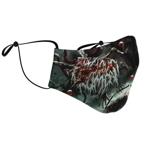Officially Licensed Fatuous Rump - {Brutality} Mask