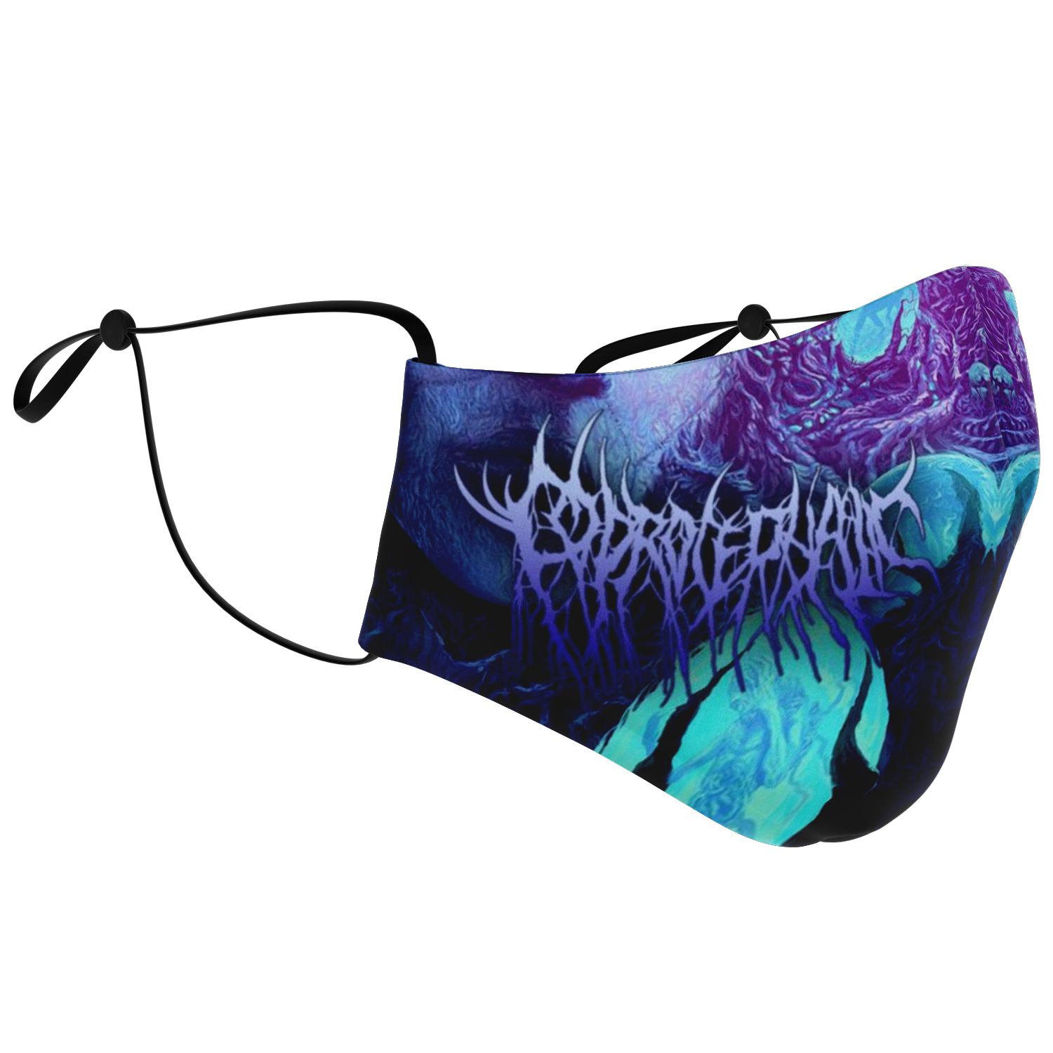 Officially Licensed Coprocephalic The Oath Of Relinquishment Mask