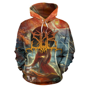 Officially Licensed S/CK All Over Hoodie
