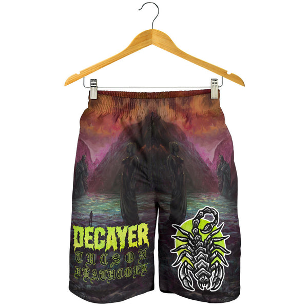 Officially Licensed Decayer - Talented Sun All Over Shorts