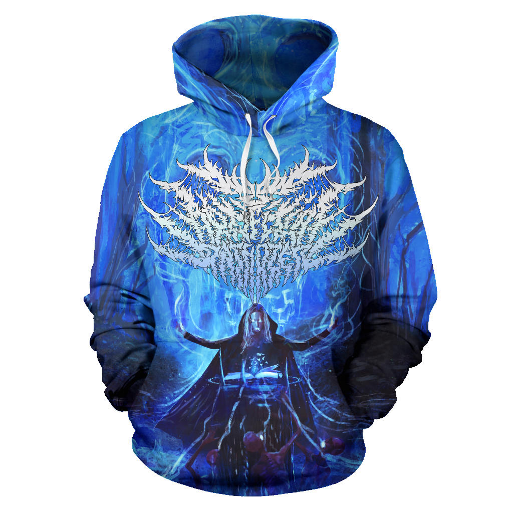 Officially Licensed Artificial Pathogen All Over Hoodie