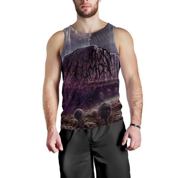 Officially Licensed Fatuous Rump - Disposing Slobs Of Corporal Fatberg Tank Top