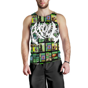Officially Licensed Atoll Comic Tank Top