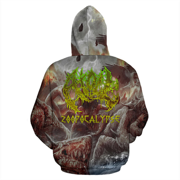 Officially Licensed Atoll - Zoopocalypse Hoodie